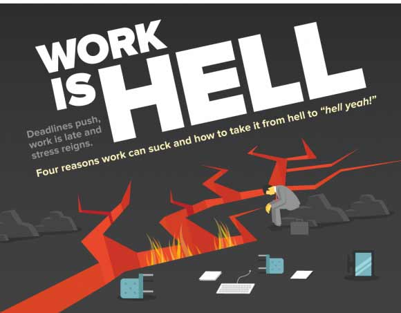 Work-is-Hell-infoghrapic