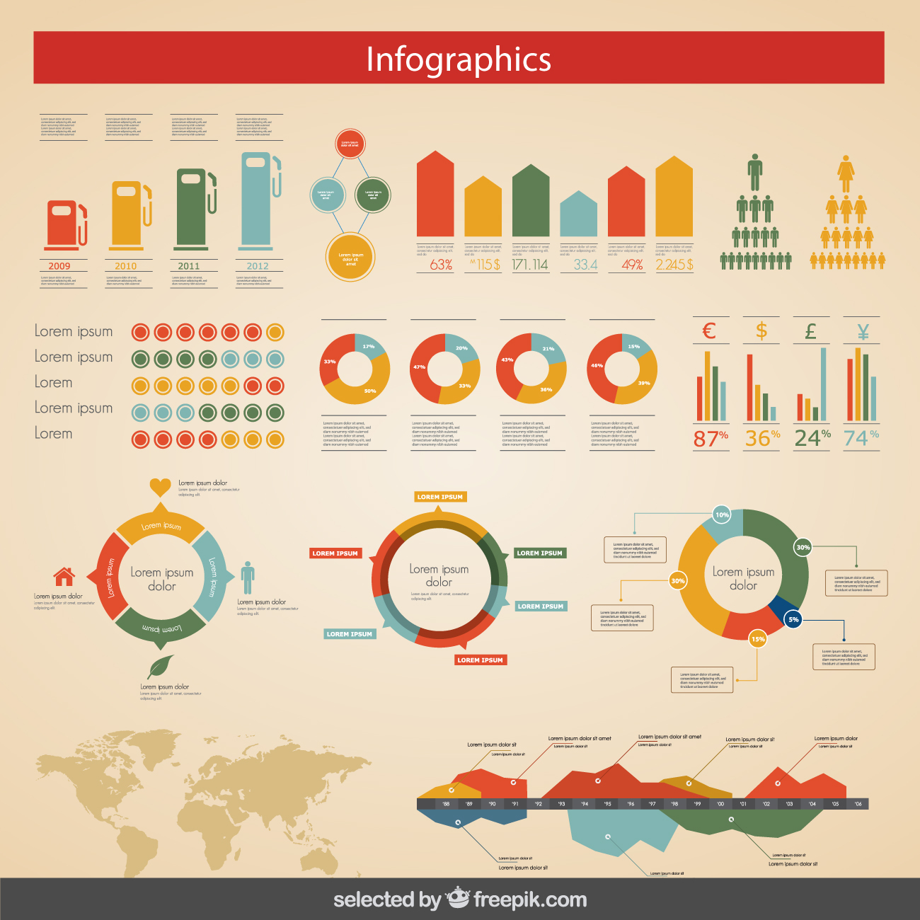 Template-of-infographics-elements
