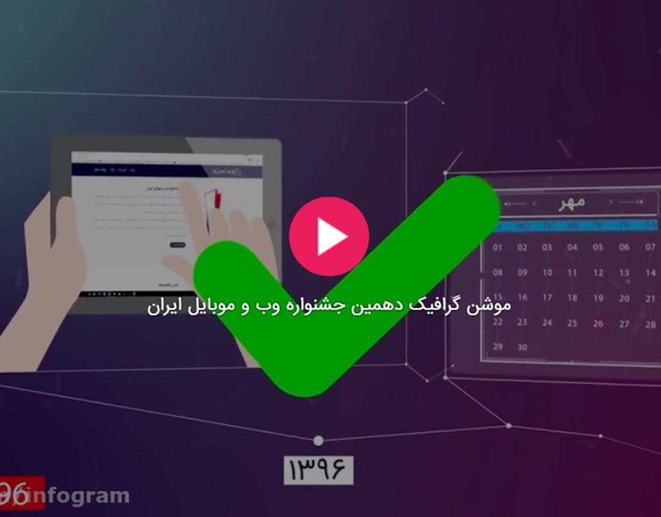 معرفی جشنواره وب و موبایل ایران